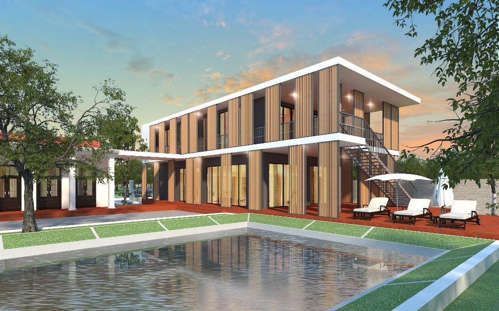 NAM DINH PASSIVE HOUSE