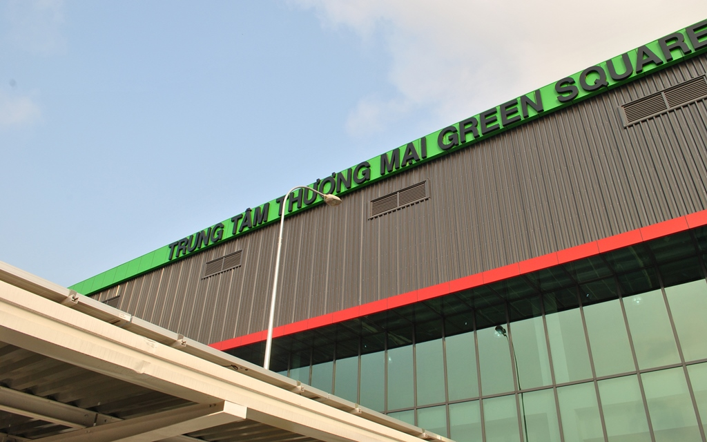 BIG C GREEN SQUARE10