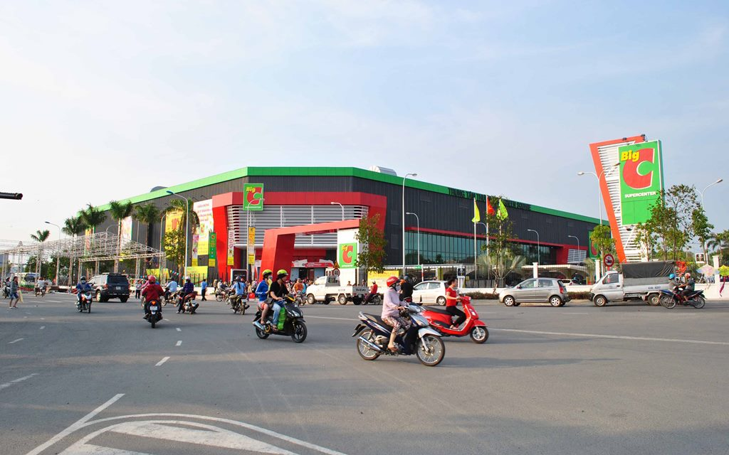 BIG C GREEN SQUARE11