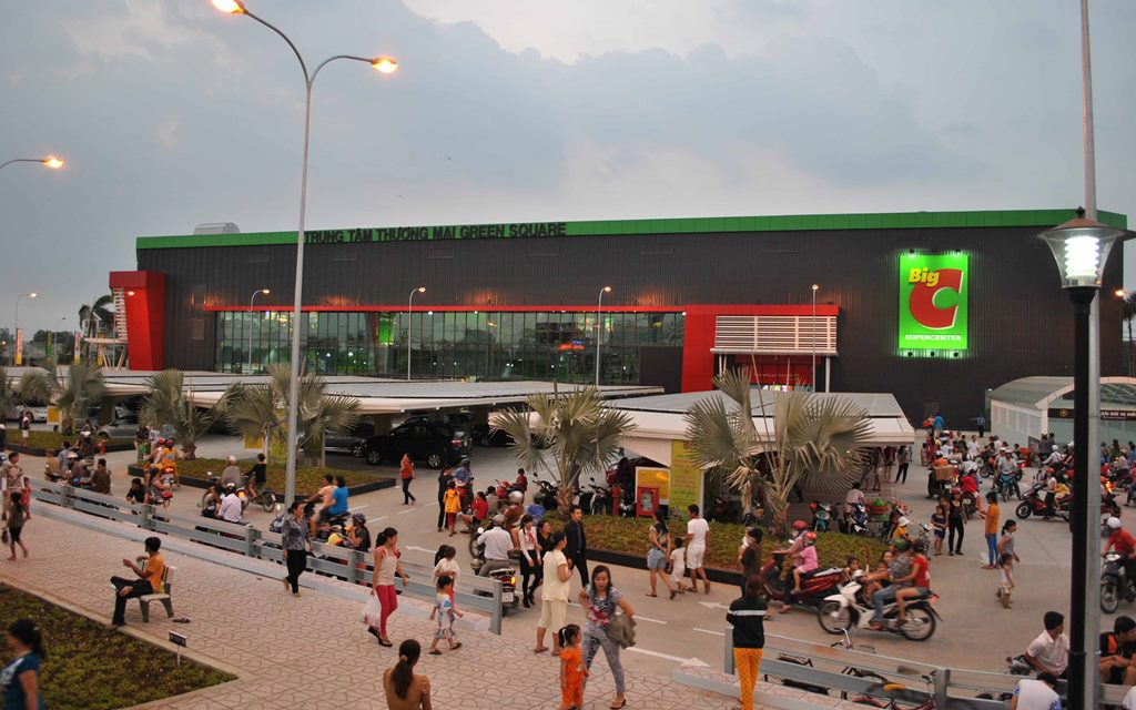 BIG C GREEN SQUARE6