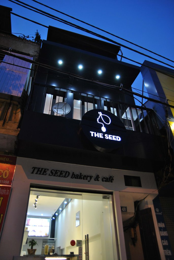 THE SEED BAKERY & CAFE7