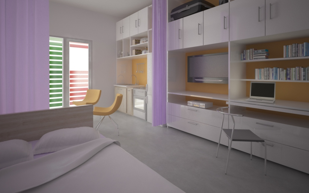 AFFORDABLE ECO-RESIDENCE8