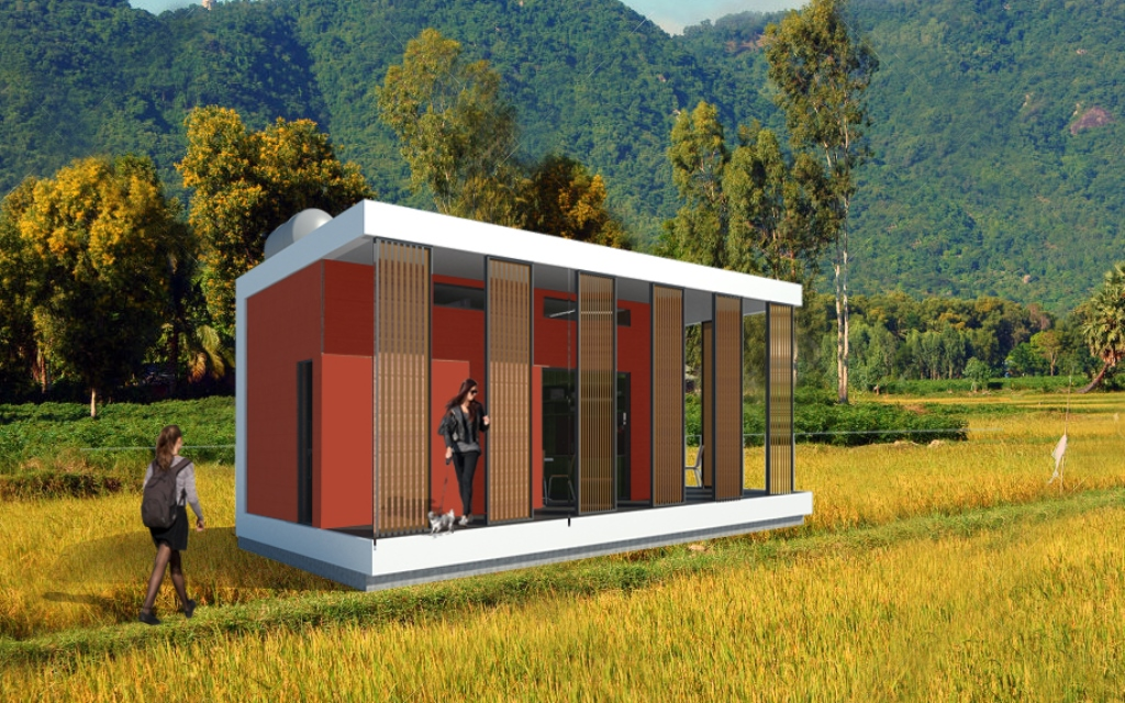 POP-UP E-HOME1